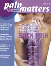 Pain Matters